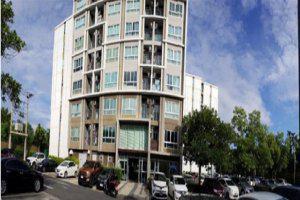 โครงการ ดีคอนโด กาญจนวนิช (ชั้น 4 อาคารซี) : 9/606 อาคารชุดติดถนนกาญจนวนิช(4) คอหงส์ หาดใหญ่ สงขลา