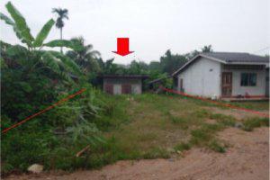 55/9 หมู่ที 9 ติดทางสาธารณะ (ไม่มีชือ) แยกจาก ซอย 1คลองยาออก ห่างจากถนนคลองยาเหนือประมาณ 90 ม บ้านพรุ หาดใหญ่ สงขลา