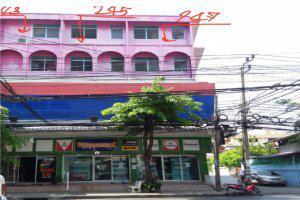อาคารพาณิชย์ ภาษีเจริญ : 243,245,247 ถนน เทอดไท บางแค เขต ภาษีเจริญ กรุงเทพมหานคร