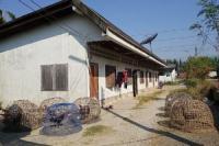 อาคารหลุดจำนอง ธ.ธนาคารไทยพาณิชย์ ท่าผา บ้านโป่ง ราชบุรี