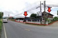 บ้านครึ่งตึกครึ่งไม้หลุดจำนอง ธ.ธนาคารไทยพาณิชย์ •ศรีภูมิ •ท่าวังผา •น่าน