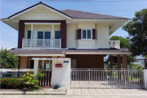 บ้านเดี่ยว โครงการ สิริธารา อามันดา : 99/4 หมู่ที่ 8 เกาะแต้ว เมืองสงขลา สงขลา