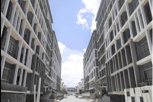 โครงการ เดอะแกลลอรี่ คอนโดมิเนียม (ชั้น 5 อาคาร B) : 514/56 ถ.จอมเทียนสาย 2 หนองปรือ บางละมุง  ชลบุรี