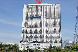 โครงการ สกายไลน์ รัตนาธิเบศร์ [ชั้น 35 อาคาร 1] : 411/733 ถ.รัตนาธิเบศร์ •บางกระสอ •เมืองนนทบุรี •นนทบุรี