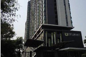 308/104 ชั้น 9 ห้องชุด ยู ดีไลท์ เรสซิเดนซ์ พัฒนาการ- ถ. พัฒนาการ สวนหลวง สวนหลวง(พระโขนง) กรุงเทพมหานคร