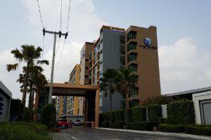 109/223 ชั้น 3 อาคาร B ห้องชุด เดอะคิวบ์ สเตชั่นรามอินทรา 109 ถ. พระยาสุเรนทร์ มีนบุรี มีนบุรี กรุงเทพมหานคร