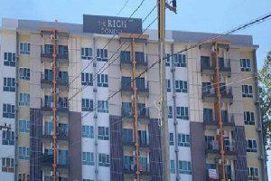 333/707,709 ชั้น 7 ห้องชุด เดอะริช คอนโดมิเนียม ถ. เชียงใหม่-ลำพูน หนองหอย เมืองเชียงใหม่ เชียงใหม่