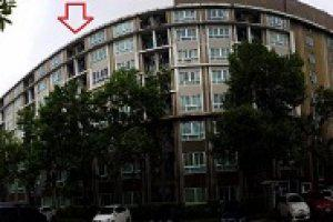 บ้านเลขที่ 9/839 โครงการ ดี คอนโด กาญจนวนิช เนื้อที่ 29.79 ตรม.อาคารเลขที่ดี ชั้น 3 ถ. กาญจนวนิช คอหงส์ หาดใหญ่ สงขลา