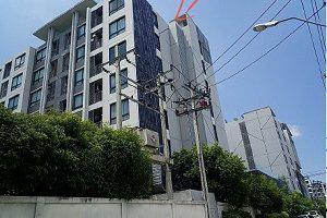 โครงการ เดอะนิช โมโน บางนา อาคาร D เลขที่อยู่ 1462/121 ชั้น 7 บางนา บางนา กรุงเทพมหานคร