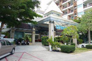 ห้องชุด ไดมอนด์ สวีทซ์ รีสอร์ท คอนโดมี 378/238 ม.12 หนองปรือ บางละมุง ชลบุรี