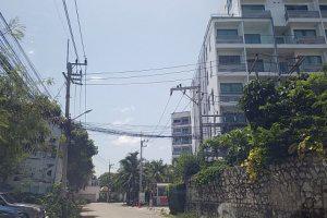 ห้องชุด 296/550 ลากูน่า บีช รีสอร์ท จอมเทียน หนองปรือ บางละมุง ชลบุรี