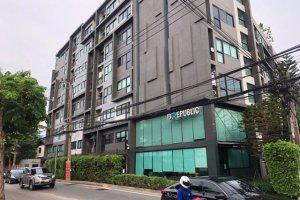 โครงการ บี รีพับบลิค สุขุมวิท 101/1 (อาคารเอ) เลขที่อยู่ 998/4 ชั้น 2 ถนน สุขุมวิท 101/1 (วชิรธรรมสาธิต)บางจาก เขตพระโขนง กรุงเทพมหานคร
