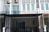 ทาวน์เฮ้าส์หลุดจำนอง ธ.ธนาคารไทยพาณิชย์ ถนน เลียบวงแหวนรอบนอกตะวันออก รามอินทรา
