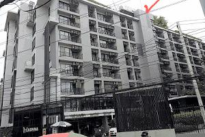 โครงการ เดอะ คาบาน่า [ชั้น 8 อาคาร A] : 99/225 ถนนทางรถไฟสายเก่า สำโรง พระประแดง สมุทรปราการ