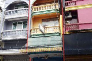 อาคารพาณิชย์ 383/16 ม.9 หนองปรือ บางละมุง ชลบุรี