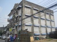 อาคารที่พักอาศัยหลุดจำนอง ธ.ธนาคารกรุงศรีอยุธยา สำโรงเหนือ(สำโรงฝั่งเหนือ) เมืองสมุทรปราการ จังหวัดสมุทรปราการ