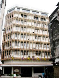 ขายโรงแรม โรงแรมศรีกมล เลขที่ 20,22,26 ถนนอุบลศักดิ์ ในเมือง เมืองอุบลราชธานี จังหวัดอุบลราชธานี ขนาด 0-2-36.3 ไร่ ของ ธนาคารกรุงศรีอยุธยา
