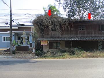 บ้านเลขที่ไม่ปรากฏ ถนนสายบางแพ-ดำเนินสะดวก ดอนคลัง ดำเนินสะดวก จังหวัดราชบุรี