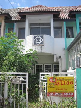 หมู่บ้านสิริญญา บ้านเลขที่ 51/9  ถนนกาญจนาภิเษก ซอยฮัจยีการีม ละหาร บางบัวทอง จังหวัดนนทบุรี