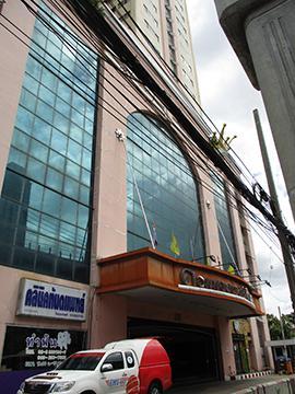 อาคารชุดคอมมอนเวลธ์ ปิ่นเกล้า  ห้องเลขที่ 159/496 ชั้นที่ 19 อาคารเลขที่ 1 ถนนจรัญสนิทวงศ์ บางบำหรุ เขตบางพลัด กรุงเทพมหานคร