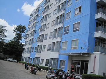 อาคารชุดเดอะคิทท์ ติวานนท์(อาคาร เอ 2) ห้องเลขที่180/209 ชั้นที่ 1  ถนนติวานนท์ ซอยติวานนท์-ปากเกร็ด17 ปากเกร็ด ปากเกร็ด จังหวัดนนทบุรี