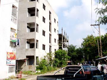 กรุงสยามแกรนด์คอนโด ถนนนนทบุรี-ปทุมธานี(307) บางหลวง เมืองปทุมธานี จังหวัดปทุมธานี