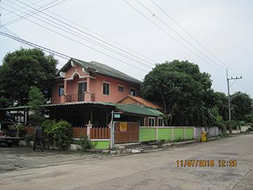 หมู่บ้านซื่อตรง โครงการชมสวน บ้านเลขที่ 58/241 ถนนรังสิต-นครนายก(คลอง13) บึงน้ำรักษ์ (คลองรังสิตฝั่งเหนือ) ธัญบุรี(กลางเมือง)   จังหวัดปทุมธานี