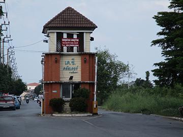 หมู่บ้าน เค.ซี.คลัสเตอร์ รามอินทรา (ซอย8) บ้านเลขที่ 38/233 ถนนไทยรามัญ สามวาตะวันตก เขตคลองสามวา กรุงเทพมหานคร