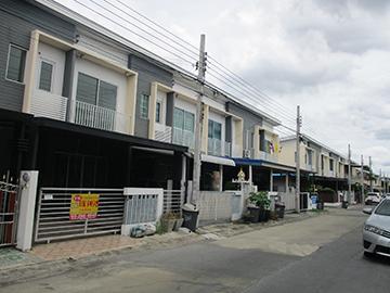 หมู่บ้านเดอะคอนเนค 22 (รามอินทรา-มีนบุรี) บ้านเลขที่ 95/369 ถนนสุวินทวงศ์ มีนบุรี เขตมีนบุรี กรุงเทพมหานคร