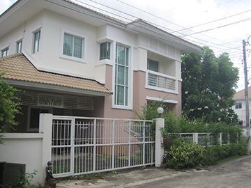 หมู่บ้านแแลนด์ซีโอ วงแหวาน-รามอินทรา (ซ.39) บ้านเลขที่ 302/159 ถนนเลียบคลองสอง บางชัน เขตคลองสามวา กรุงเทพมหานคร
