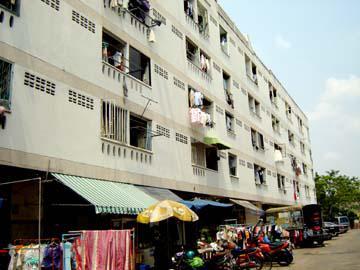 อาคารชุด 101 แมนชั่น ห้องชุดเลขที่ 1634/161 ชั้น 5  อาคารเลขที่ 5 ตึก E ถนนลาดพร้าว ซอยลาดพร้าว 101 คลองจั่น เขตบางกะปิ กรุงเทพมหานคร