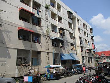 อาคารชุดเด่นชัย คอนโดทาวน์  ห้องเลขที่ 636/509 ชั้นที่ 5 อาคาร A11 ถนนสุขุมวิท ซอยเทศบาลบางปู 75 บางปู เมืองสมุทรปราการ(เมือง) จังหวัดสมุทรปราการ
