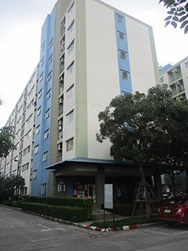 อาคารชุดลุมพินี ทาวน์ชิป (รังสิต-คลอง1) เอ,บี ห้องเลขที่ 9/17 ชั้นล่าง อาคารเลขที่บี1 ถนนรังสิต-นครนายก ประชาธิปัตย์ ธัญบุรี จังหวัดปทุมธานี