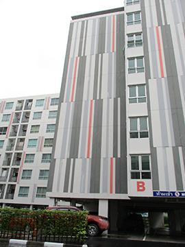 อาคารชุดเดอะนิช ไอ ดี พระราม 2 เพส1 ห้องชุดเลขที่ 581/413 ชั้น 5 อาคารบี ถนนพระราม 2 (ระหว่างซอย 29-3) บางมด เขตจอมทอง กรุงเทพมหานคร