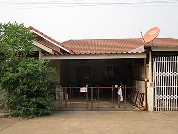 บ้านเล่ขที่ 172/50 ท่าตูม ศรีมหาโพธิ จังหวัดปราจีนบุรี
