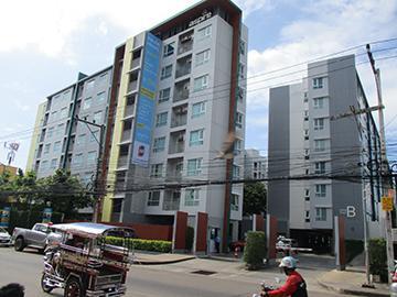 ห้องเลขที่ 669/225 ชั้นที่2 อาคารเลขที่ 669 อาคารบี  หมากแข้ง เมืองอุดรธานี จังหวัดอุดรธานี