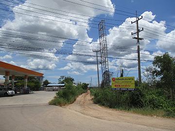 ถนนธนบุรี-ปากท่อ นาโคก เมือง จังหวัดสมุทรสาคร