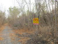 ขายที่ดินเปล่า ถนนเพชรเกษม(ทล.4) สระพัง เขาย้อย จังหวัดเพชรบุรี ขนาด 0-3-1.7 ไร่ ของ ธนาคารกรุงศรีอยุธยา