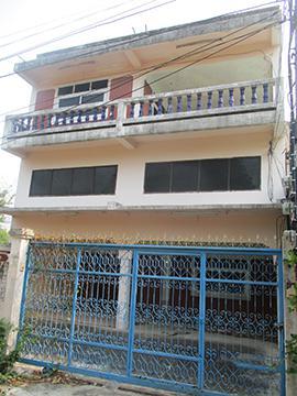 บ้านเลขที่ 184/15 ปากแพรก เมืองกาญจนบุรี จังหวัดกาญจนบุรี