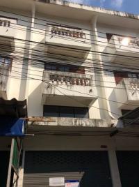 ขายอาคารพาณิชย์ 199/260 หมู่บ้านเบญจทรัพย์ ถ.รังสิต - นครนายก ต.รังสิต อ.ธัญบุรี จ.ปทุมธานี ขนาด 0-0-16 ของ ธนาคารกรุงเทพ
