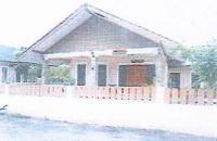 ขายบ้าน 158/10 หมู่ที่3 หมู่บ้าน- ซ.4 ถ.ปากน้ำปราณ-บ้านใหม่ ต.ปากน้ำปราณ อ.ปราณบุรี จ.ประจวบคีรีขันธ์ ขนาด 0-0-81 ของ ธนาคารกรุงเทพ