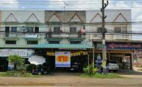 ขายอาคารพาณิชย์ 123,124 หมู่ 4 หมู่บ้านมงคลชัยนิเวศน์ ถ.นครราชสีมา-โชคชัย ต.ด่านเกวียน อ.โชคชัย จ.นครราชสีมา ขนาด 0-0-50 ของ ธนาคารกรุงเทพ