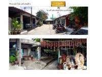 ทาวน์เฮาส์หลุดจำนอง ธ.ธนาคารธนชาต ธัญบุรี (กลางเมือง) ปทุมธานี