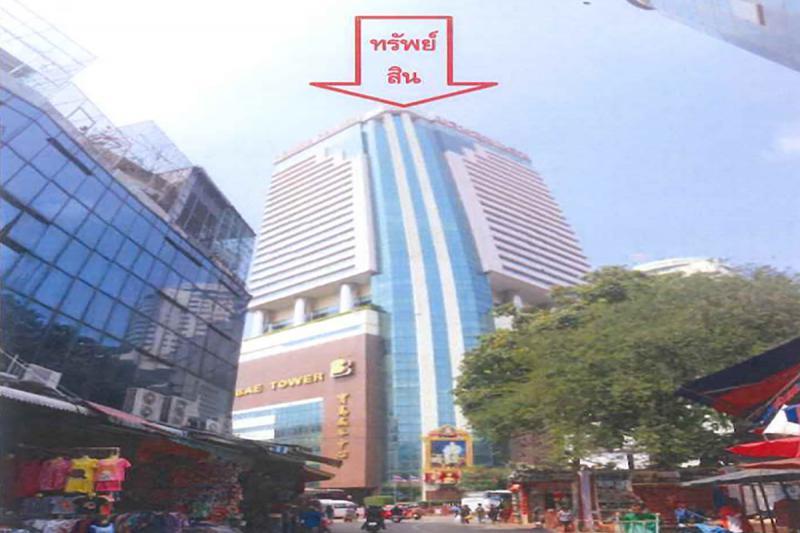 488/288 อาคารชุดโบ๊เบ๊ทาวเวอร์ อาคาร 1 ถนนดำรงรักษ์ คลองมหานาค ป้อมปราบศัตรูพ่าย กรุงเทพมหานคร