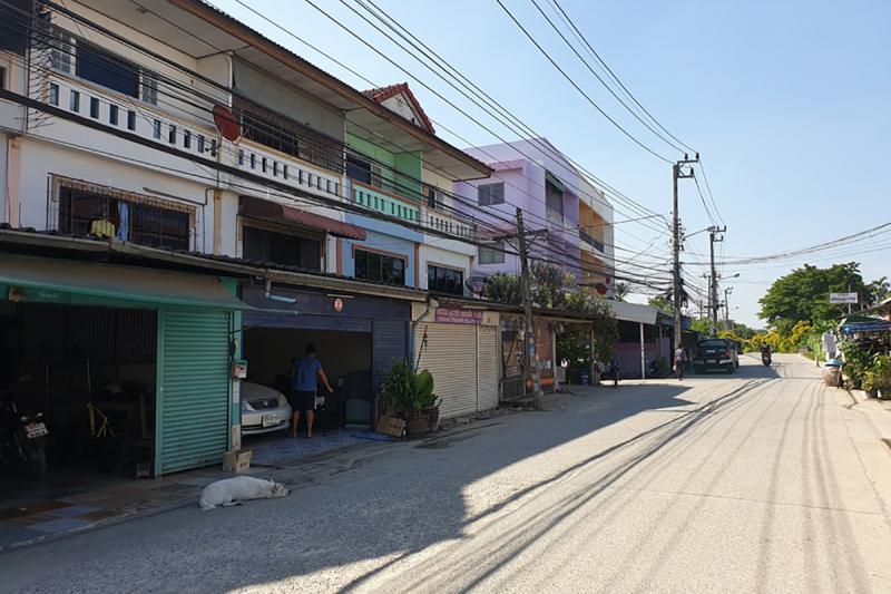 49/35 หมู่ 1 ถนนบ้านคลองบางราวนก-บ้านคลองวัดโบสถ์ บางคูเวียง บางกรวย นนทบุรี