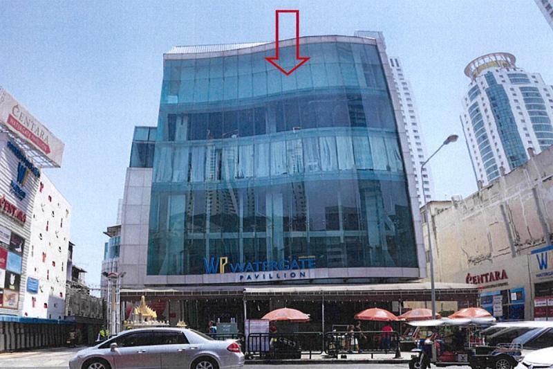 ห้องชุดเลขที่ 567/66 ชั้นใต้ดิน 1 อาคารชุดวอเตอร์เกทพาวิลเลี่ยน มักกะสัน ราชเทวี กรุงเทพมหานคร