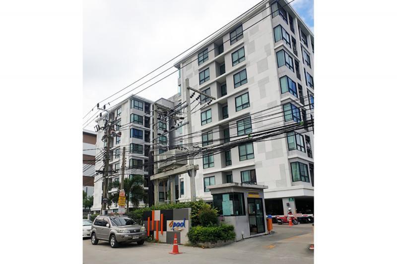 ห้องชุดเลขที่ 72/72 ชั้น 6 อาคารA ซอยบางนา-ตราด 32 อาคารชุดอะพลู คอนโด ถนนเทพรัตน บางนา บางนา กรุงเทพมหานคร