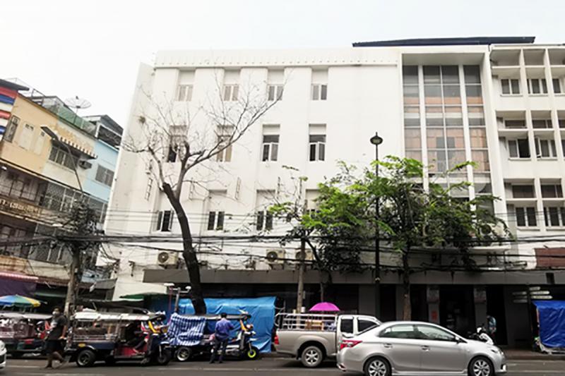 84-96 ถนนราชวงศ์ จักรวรรดิ สัมพันธวงศ์ กรุงเทพมหานคร