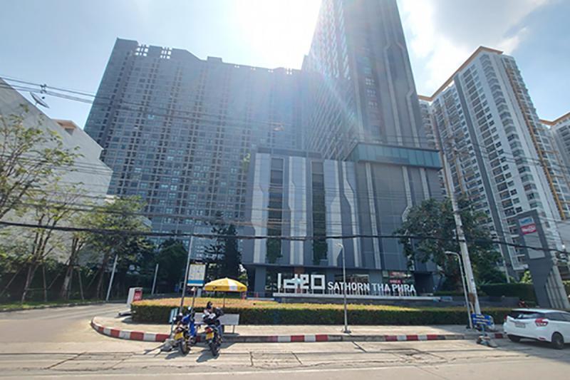 ห้องชุดเลขที่ 221/1181 ชั้น 28 โครงการไอดีโอ สาทร ท่าพระ ถนนราชพฤกษ์ บุคคโล ธนบุรี กรุงเทพมหานคร