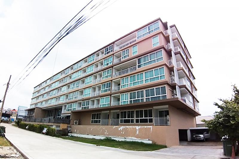 ห้องชุดเลขที่ 6/20 ชั้น1 โครงการชาโดเดลคอนโดมิเนียม บางแสน ถนนบางแสนล่าง แสนสุข เมืองชลบุรี ชลบุรี